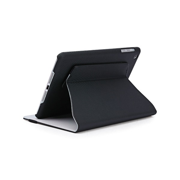 V7 Slim Rotating TA50-10-BLK-14N Carrying Case (Folio) for iPad Air -