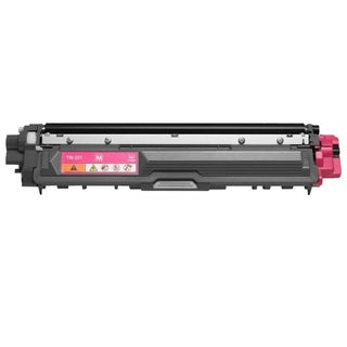 Brother TN225M Remanufactured High Yield Compatible Magenta Toner Cartridge