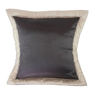 Sherry Kline True Safari Zebra Brown Euro Sham (Set of 2)