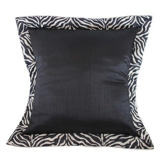 Sherry Kline True Safari Zebra Euro Sham (Set of 2)
