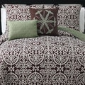 Tempo 5-piece Reversible Quilt Set
