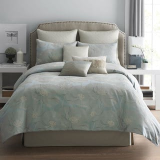 Modern Living Sterling Poppy 4-piece Comforter Set and Optional Euro Sham Separates