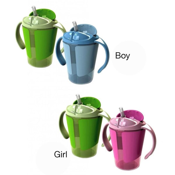 Born Free Grow With Me 6 Training Straw Cup (2 Pack) 12219569