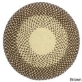 Marysville Braided Area Rug (4'9 Round)