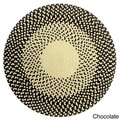 Marysville Braided Area Rug (6' Round)