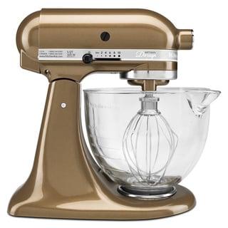 KitchenAid KSM155GBTF Toffee 5-quart Artisan Design Tilt-head Stand Mixer **with Rebate**