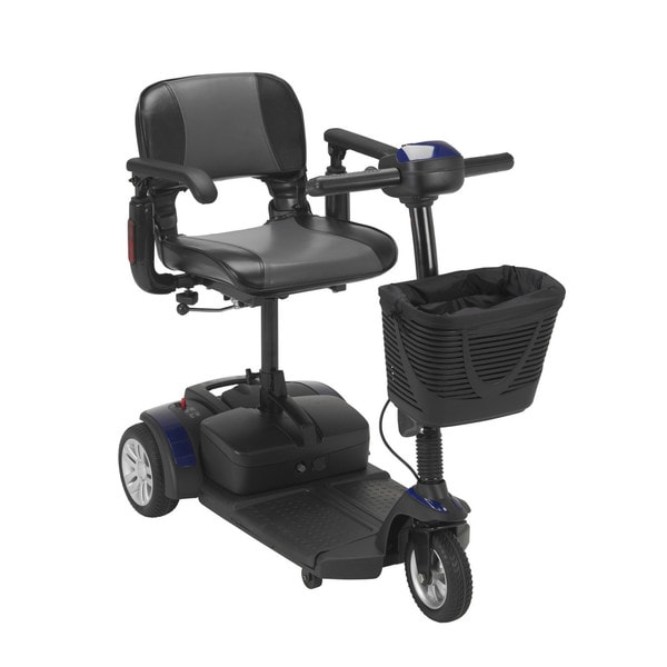 Drive Medical Spitfire EX Travel 3-wheel Mobility Scooter