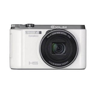 Casio Exilim EX-ZR1200 16.1MP White Digital Camera