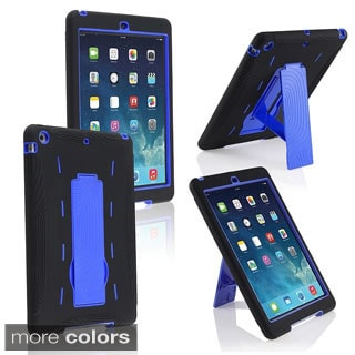 BasAcc Hybrid Case with Stand for Apple iPad Air
