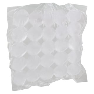 Plastic Bag Ice Cube Shaped Molds