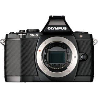 Olympus OM-D E-M5 Mirrorless Micro Four Thirds Digital Camera Body