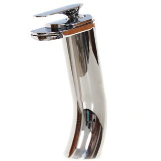 Elite '8805C' Chrome Pull Out Single Lever Vessel Sink Faucet