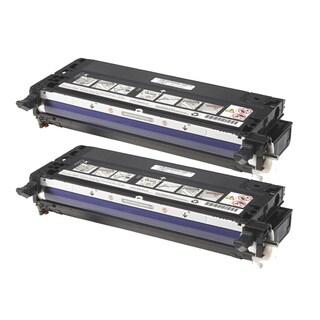 Dell 3130 (330-1198, G486F) Compatible Black Toner Cartridge (Pack of 2)