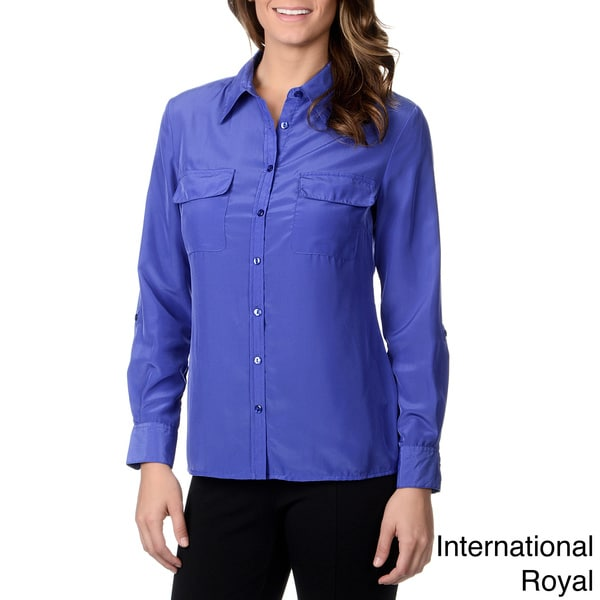 Thesis Women's Button Front Shirt
