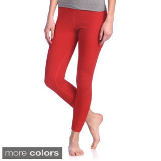 American Apparel Women's Thermal Leggings