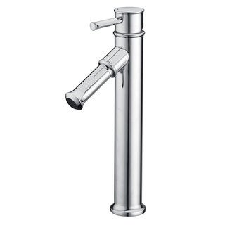 Elite Chrome New Design Single Lever Bathroom Vessel Sink Faucet