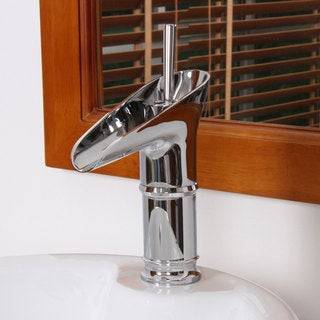 Elite Chrome Finish New Design Single Lever Basin Sink Faucet