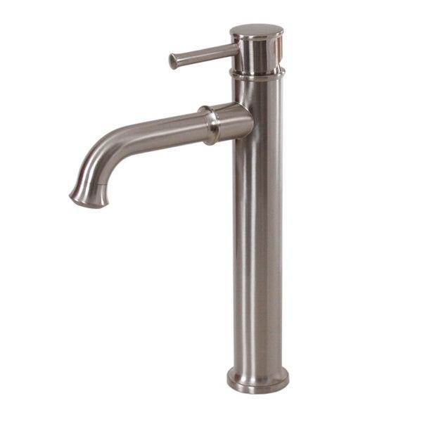 Elite New Design Single Lever Basin Vessel Sink Faucet
