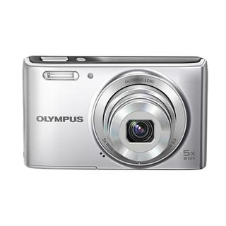 Olympus Stylus VG-165 14MP Silver Digital Camera