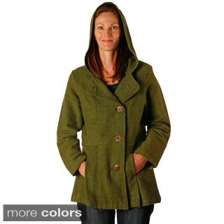Women's Hooded Walking Coat (Nepal)