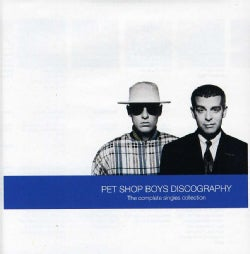 Pet Shop Boys - Discography- Complete Singles Collection