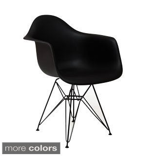Banks Black Leg Chair