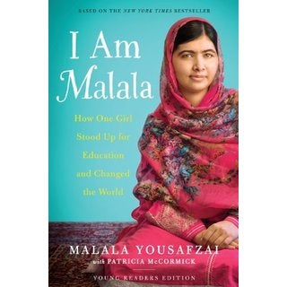 I Am Malala: How One Girl Stood Up for Education and Changed the World: Young Reader's Edition (Hardcover)