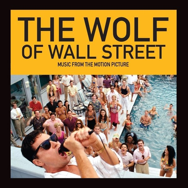 Original Soundtrack - The Wolf of Wall Street 12225999