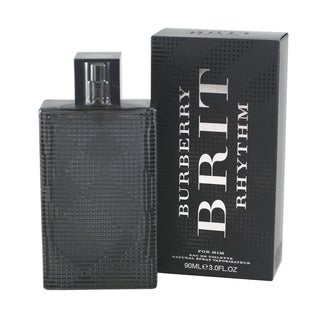 Burberry 'Brit Rhythm' Men's 3-ounce Eau de Toilette Spray