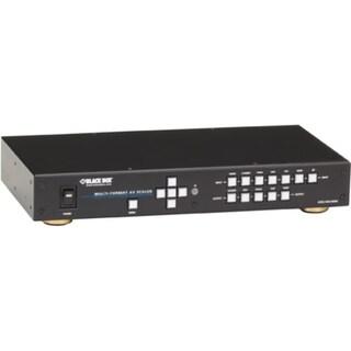 Black Box Multi-Format AV Scaler with DisplayPort