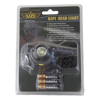 UZI Kepi Head Lamp Light