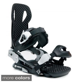 Launch Model TM Step-in Snowboard Bindings