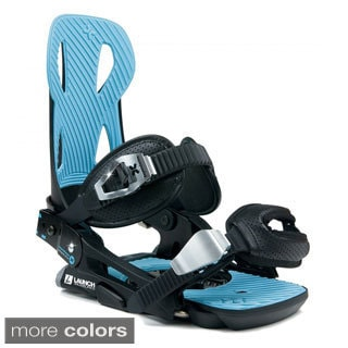 Launch Model V2 Step-In Snowboard Bindings