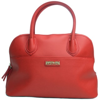 Kenneth Cole Reaction Astro Dome Persimmon Satchel