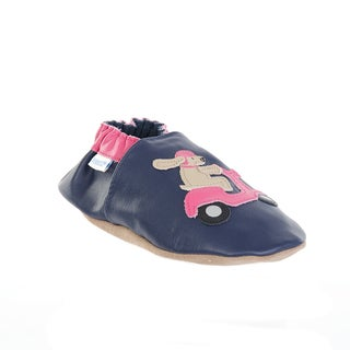 Stride Rite Scooter Dog Soft Soles Shoes