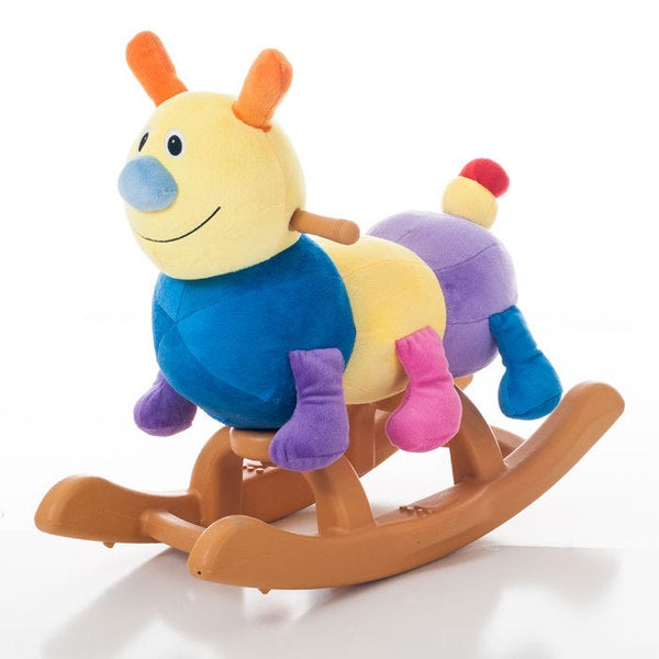 Happy Trails Cathy the Rocking Caterpillar