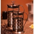 Ovente FSF Series Stainless Steel French Press Flower