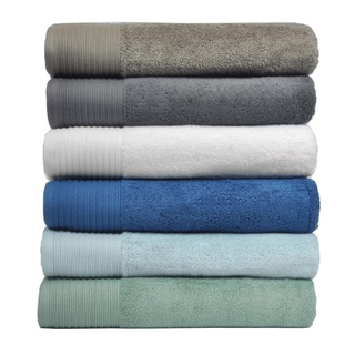 Supima Cotton 6 Piece Bath Towel Set