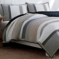 Nautica Hayward Cotton Reversible Quilt and Sham Seperates