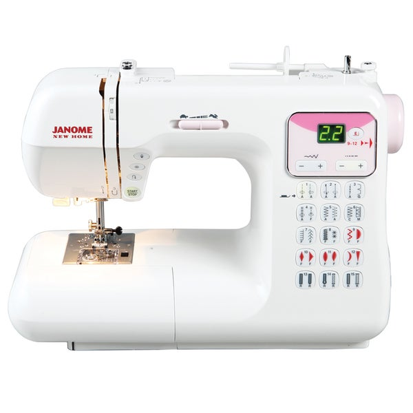 janome dc2015 computerized sewing machine