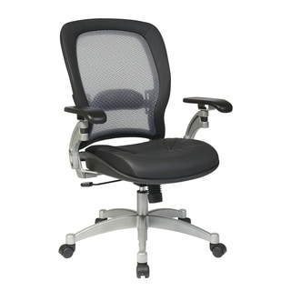 Space 36 Series Ergonomic Padded Leather Seat