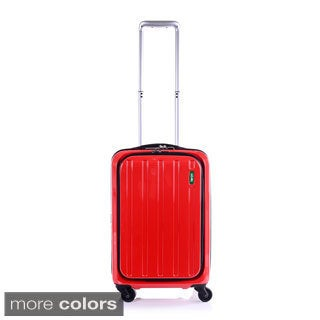 Lojel Lucid 22-inch Hardside Small Carry On Spinner Upright Suitcase