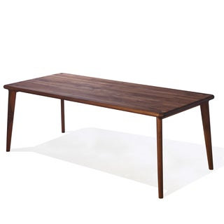 Edikus Artisan Solid FSC Certified Walnut Table
