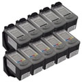Sophia Global Remanufactured Ink Cartridge Replacement for Canon PG-30 and CL-31 with Ink Level Display (Pack of 10)