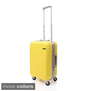 Lojel Groove Frame 22-inch Hardside Carry On Spinner Upright Suitcase
