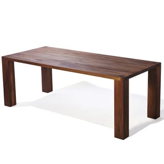 Fadilius Artisan Solid FSC Certified Walnut Table