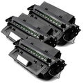 HP Q7516A (HP 16A) Compatible Black Laser Toner Cartridge (Pack of 3)