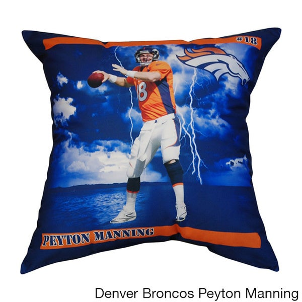NFL Biggshots AFC Player Floor Pillows (More Teams and Player Options Available)