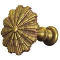 Menagerie Starburst Gold Curtain Holdback (Set of 2)