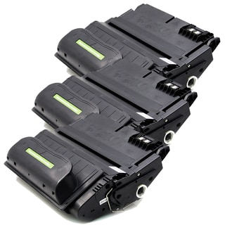 HP Q1338A (HP 38A) Remanufactured Compatible Black Toner Cartridge (Pack of 3)